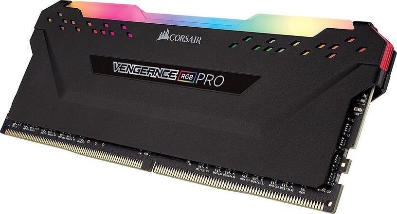 Corsair Vengeance RGB Pro Black 32GB 3200MHz CL16 DDR4 KIT OF 2 CMW32GX4M2C3200C16