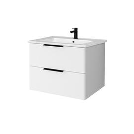 Spintelė voniai RIVA SA600-1 balta, matinė