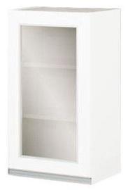 Bodzio Sandi Kitchen Upper Cabinet Right 40x72x31cm White