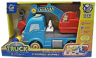 Tommy Toys Funny Truck 460935