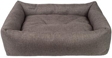 Кровать для животных Amiplay Palermo Sofa L, коричневый