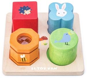 Le Toy Van Wooden Sensory Tray PL093