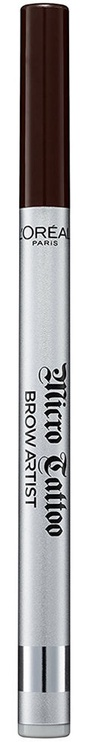 Uzacu zīmulis L´Oreal Paris Brow Artist Micro Tattoo Eyebrow Definer 03, 2 g
