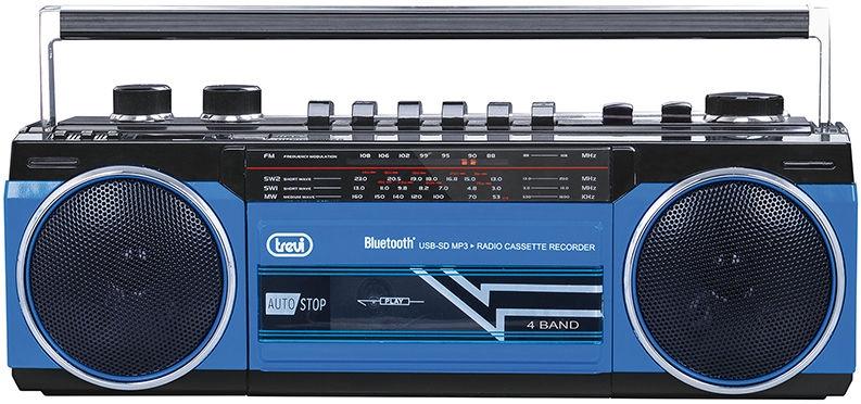 Trevi RR501 BT Blue