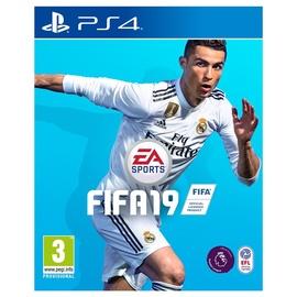 Kompiuterinis žadimas FIFA 19, PS4