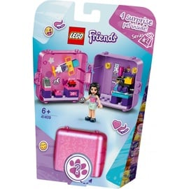 Конструктор LEGO Friends Emma's Shopping Play Cube 41409