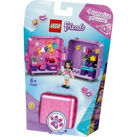 Konstruktorius LEGO Friends Emma's Shopping Play Cube 41409