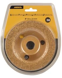 Lihvketas betoonile karbiid Mirka, Nr 36, 125 mm