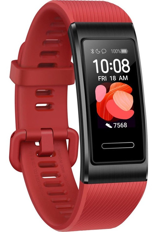 Huawei Band 4 Pro Red