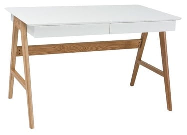 Signal Meble Writing Desk Scandic B1 White