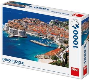 Dėlionė Dino Dubrovnik Croatia, 1000 dalių