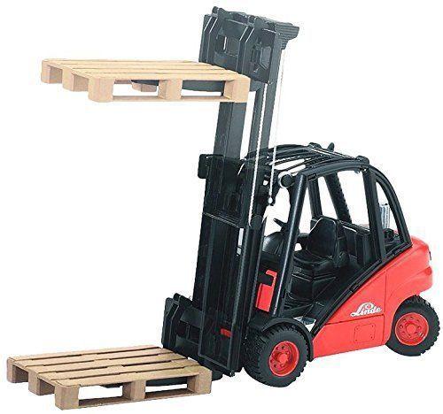 Bruder Linde Forklift H30D 02511
