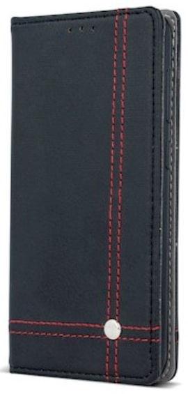 Mocco Smart Focus Book Case For LG K8 2017 Black/Red