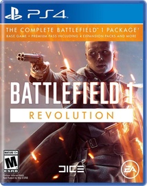 Battlefield 1 Revolution incl. Premium Pass PS4