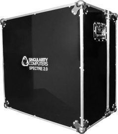 Singularity Cases Spectre 2.0 Flight Case Black