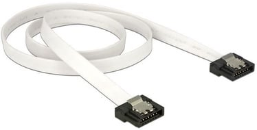 Delock Cable SATA / SATA White 0.50m