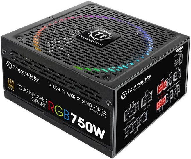 Thermaltake Grand RGB Sync PSU 80 Plus Gold 750W