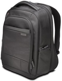 "Kensington Contour 2.0 Business Laptop Backpack 15.6"" Black"