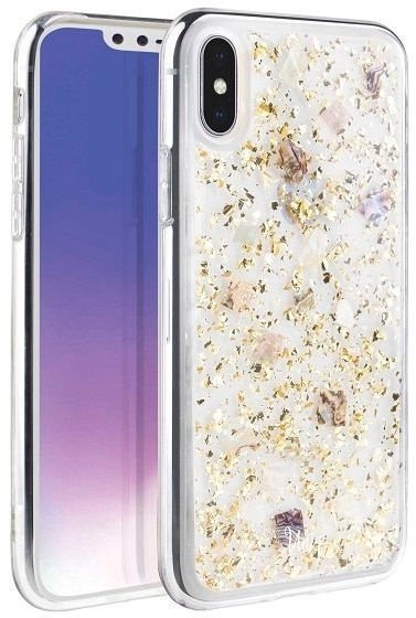 Uniq Lumence Clear Back Case For Apple iPhone XS Max Gold