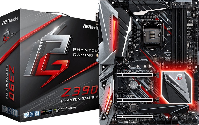 ASRock Z390 Phantom Gaming 6