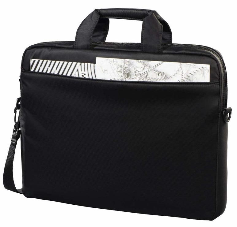 Сумка для ноутбука Hama, черный, 13.3″