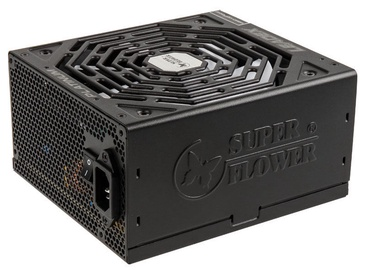 Super Flower Leadex 80 Plus Platinum PSU 650W Black