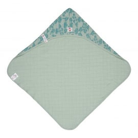 Lodger Bubbler Solid Towel Silt Green