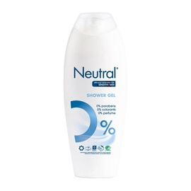 Dušo želė Neutral Sensitive Skin, 250 ml