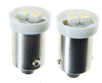 Bottari LED BA9S T10 12V White 2pcs 17872