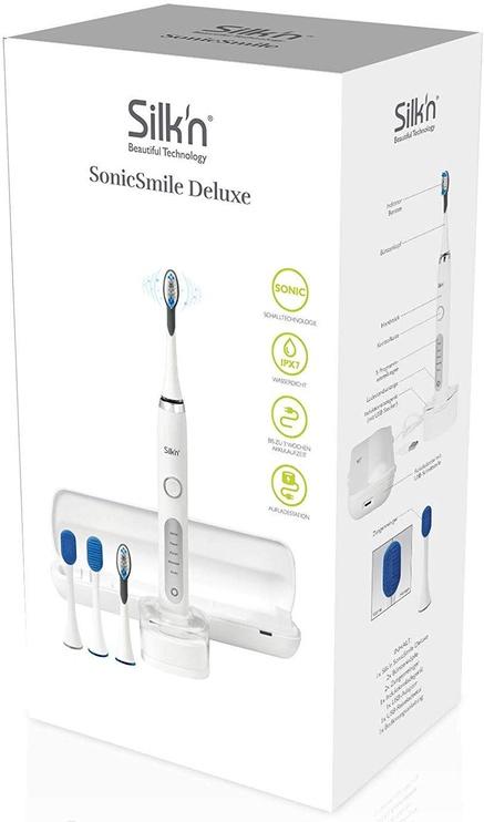Silk'n SonicSmile Deluxe White