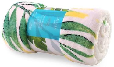AmeliaHome Fleece Blanket Makia 170x210cm