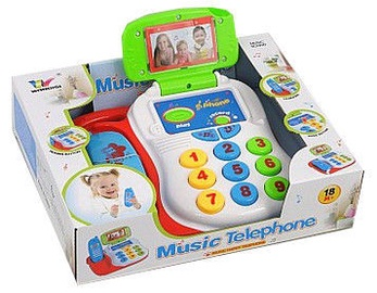 Tommy Toys Music Telephone 460546