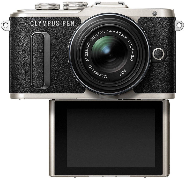 Olympus PEN E-PL8 + 14-42mm Black
