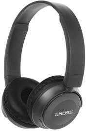 Ausinės Koss BT330i Bluetooth On-Ear Black, belaidės