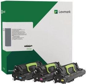 Lexmark 72K0DK0 Colour C/M/Y Developer Unit