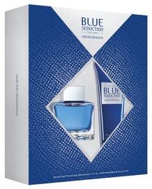 Antonio Banderas Blue Seduction 50ml EDT + 75ml Aftershave Balm