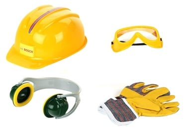 Klein Bosch Accessories With Helmet 8537