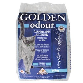 Golden Golden Odour Sensitive&Natural Cats Litter 14l