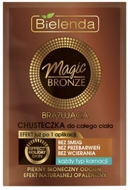 Bielenda Magic Bronze Bronzing Body Wipe 1pcs