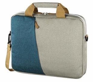 Hama Florence Notebook Bag 14.01 Petrol Grey