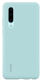 Huawei Silicone Back Cover for Huawei P30 Light Blue