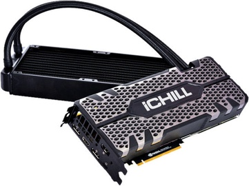 Inno3D GeForce RTX 2080 TI ICHILL Black 11GB GDDR6 PCIE C208TB-11D6X-11500004
