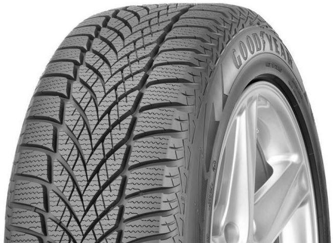 Žieminė automobilio padanga Goodyear UltraGrip Ice 2, 215/65 R16 98 T