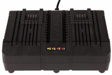 Worx Dual Charger 20V 4A WA3883