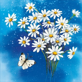 Herlitz Napkins Flower Romance