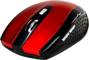 Media-Tech Raton Pro Wireless Optical Mouse Black/Red