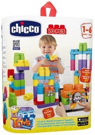 Chicco App Toys Blocks Create In Freedom 70pcs