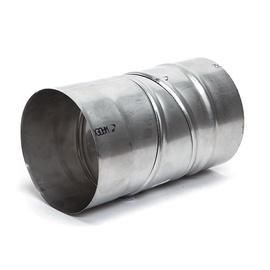 Kaminų alkūnė Wadex 115130000, Ø 130 mm x 45°