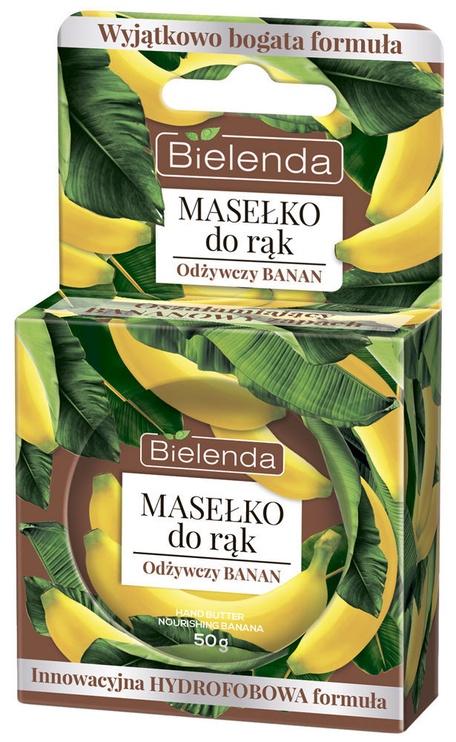 Rankų kremas Bielenda Fruit Nourishing Banana, 50 ml