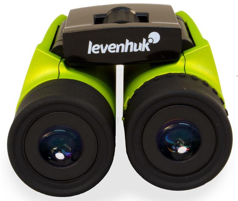 Levenhuk Rainbow 8x25 Lime Binoculars